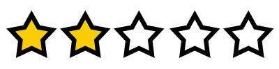 2 estrelas